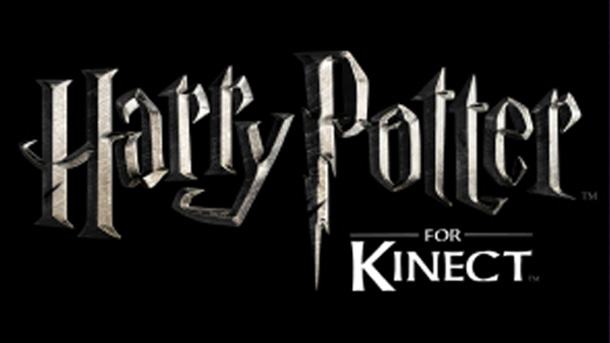 Заставка игры Harry Potter for Kinect