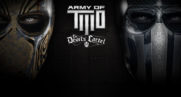 логотип игры army of two devil cartel